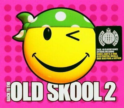Various Artists - Back to the Old Skool Volume 2 - Various Artists CD CBVG The