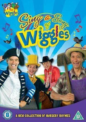 The Wiggles - Sing A Song Of Wiggles [DVD] [2009] - DVD  A0VG The Cheap Fast