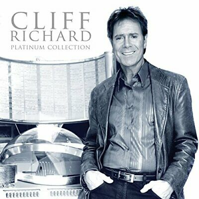 Cliff Richard - Platinum Collection - Cliff Richard CD 9IVG The Cheap Fast Free