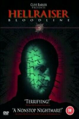 Hellraiser 4 - Bloodline [DVD] - DVD  C4VG The Cheap Fast Free Post