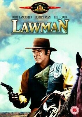 Lawman [DVD] - DVD  FGVG The Cheap Fast Free Post