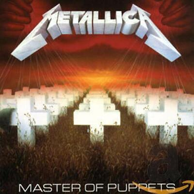Metallica - Master Of Puppets - Metallica CD VEVG The Cheap Fast Free Post The