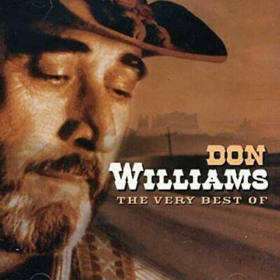 Don Williams - The Very Best Of - Don Williams CD VAVG The Cheap Fast Free Post