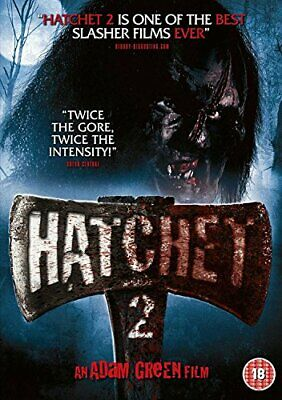 Hatchet 2 [DVD] - DVD  0SVG The Cheap Fast Free Post