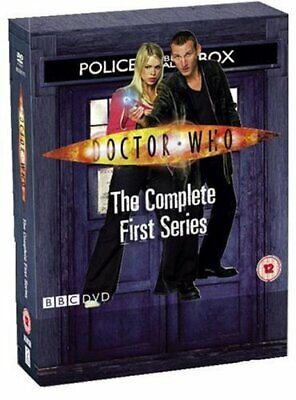 Doctor Who - The Complete BBC Series 1 Box Set [2005] [DVD] - DVD  7YVG The