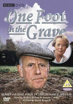 One Foot in the Grave - Series 4 & One Foot in the Algarve Specia... - DVD  IMVG