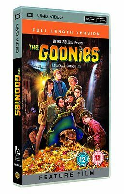 Goonies [UMD Mini for PSP] - DVD  OQVG The Cheap Fast Free Post
