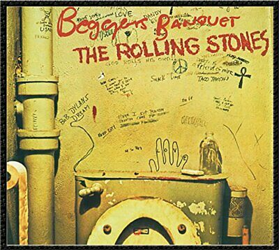 The Rolling Stones - Beggars Banquet - The Rolling Stones CD IHVG The Cheap Fast