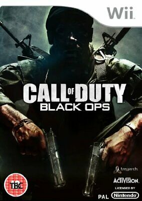 Call of Duty: Black Ops (Wii) - Game  KOVG The Cheap Fast Free Post
