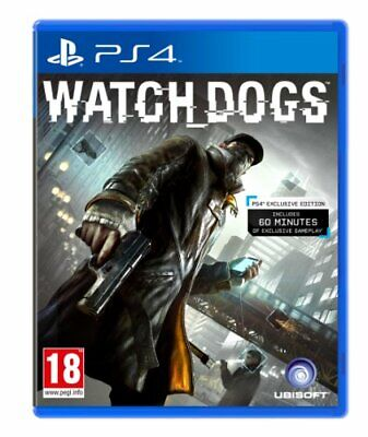Watch Dogs (PS4) - Game  2WVG The Cheap Fast Free Post