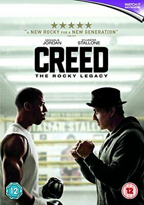 Creed [DVD] [2016] - DVD  TYVG The Cheap Fast Free Post