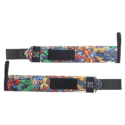 New WOD Wrist Wrap 3.0 - Heroes from The WOD Life