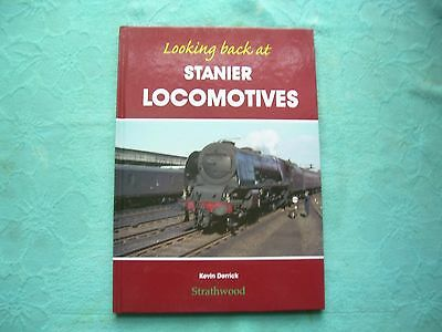 Looking Back at Stanier Locomotives Inc. Rebuilt Scots, British Railways...