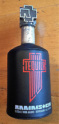 RAMMSTEIN Tequila - Bottle FULL and NEW
