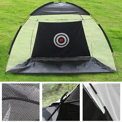 New Golf Practice Net For Golfer Practicing Outdoor Small Space Garden
