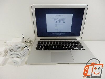 "MacBook Air (Mid 2011) [13,3"", i7, 1,8 GHz, 4GB, 256GB SSD]"