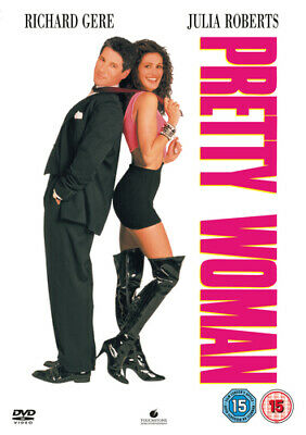 Pretty Woman DVD (2001) Richard Gere, Marshall (DIR) cert 15 Fast and FREE P & P
