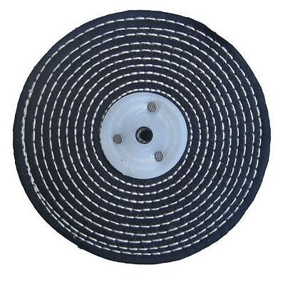 "Colour Stitch 6"" x 1/2"" Metal Polishing Buffing Wheel Mop - Pro-Max"
