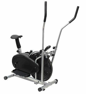 Elliptical Cross Trainer 2 in 1 Cycle Trainer