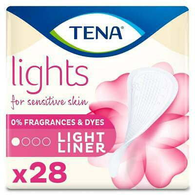 Lights by TENA - Light Liners - Pack of 28