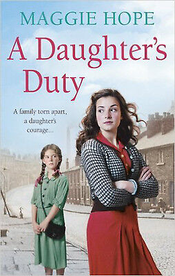 A Daughter's Duty, New, Hope, Maggie Book
