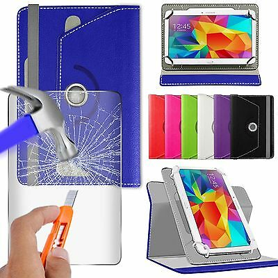 For Acer Iconia One 10 (B3-A30) - Full Protective Tablet Case & Glass