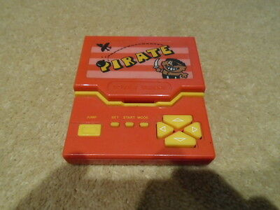Very Rare Pirate LCD game Grandstand Test and working