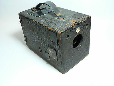 Antique Portable Plate Box Camera, A&N Auxiliary