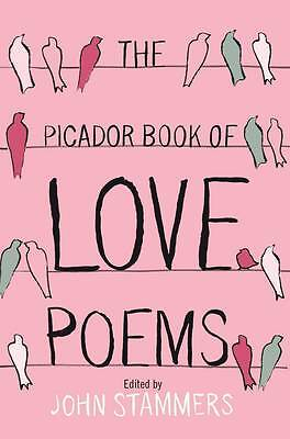 Book of Love Poems by John Stammers (Paperback) New Book