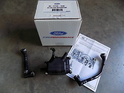 New Ford Performance 2015 2016 2017 Mustang Gt Oil Seperator M-6766-A50