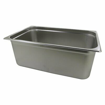 27L Rinse/ Soak bath for use with Ultrasonic cleaners 495 x 295 x 195mm