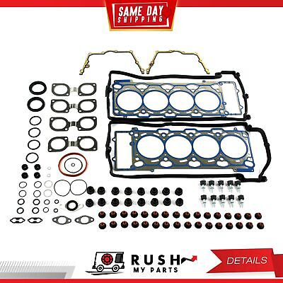 DNJ HGS864 MLS Head Gasket Set For 02-08 BMW 545i 645Ci 4.4L DOHC 32v