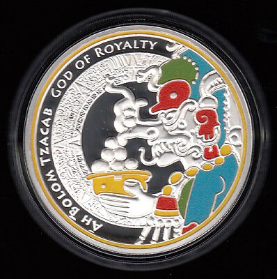 2015 God of Royalty $2 Pure Fine Silver Issued by PAMP