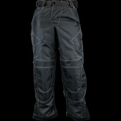 PAINTBALL BRAND NEW Valken Fate Pants - Exo - Black - Small