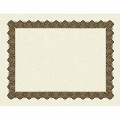 Great Papers! Metallic Gold Premium Quality Certificates, 99 Count (930400)
