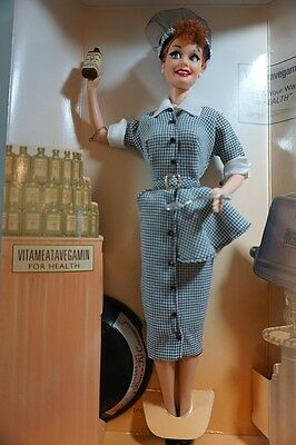 Barbie Mattel I love Lucy Episode 30 OVP NRFB Collector Edition!