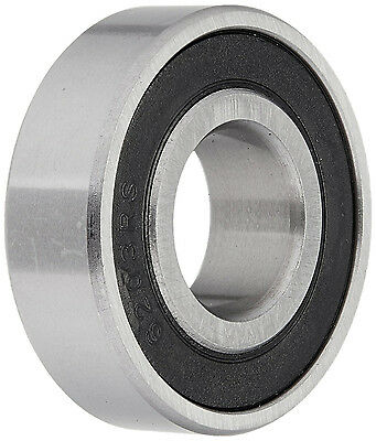 6203-2RS Sealed Bearings 17x40x12 Ball Bearing / Pre-Lubricated