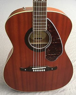 Fender Tim Armstrong Hellcat Acoustic/Electric Guitar In Natural