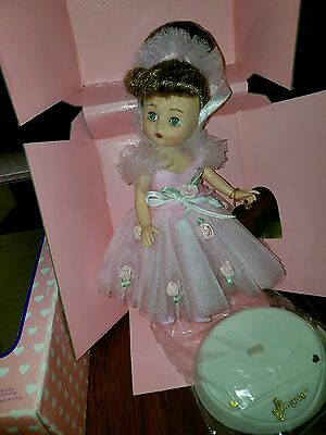 "Effanbee 8"" doll Ballerina  in box mint"