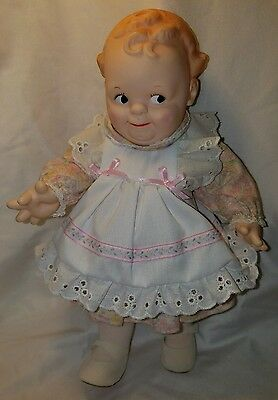 """Vintage 1964 Cameo Scootles 11"""" doll made of Vinyl"""