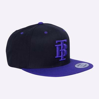 New The Brave Snapback - Purple from The WOD Life