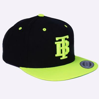 New The Brave Snapback - Neon Yellow from The WOD Life