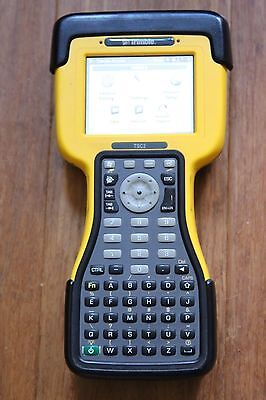 Trimble TSC2 GNSS GPS Total Station Data Collector w/ Access Survey Software
