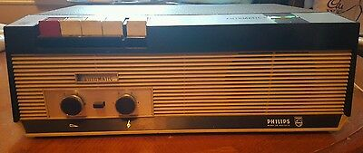 Philips Reel To Reel Tape Recorder