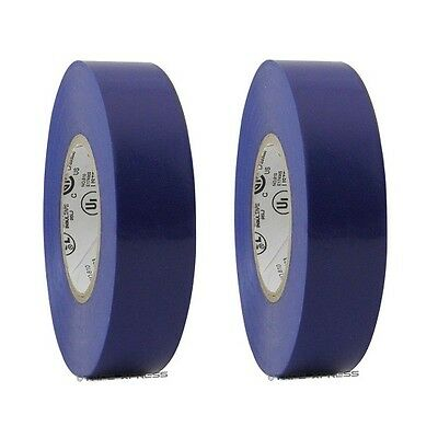 High Quality PVC Electrician Electrical Insulation Tape 0.2mm x 19mm x 10M WHITE
