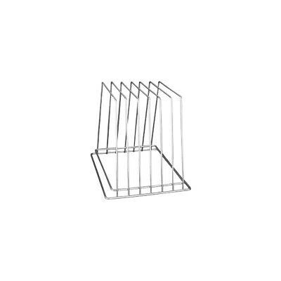 Cutting Board Storage / Cleaning Rack, 6 Slot, Commercial Kitchen