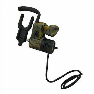 Camo Drop Away Arrow Ultra Rest Lock Down Right Hunting Archery Compound Bow