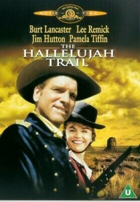 The Hallelujah Trail [DVD] [1965] - DVD  QYVG The Cheap Fast Free Post