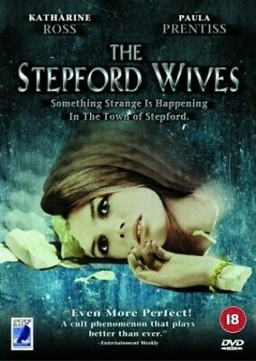 The Stepford Wives  [DVD][1975] - DVD  UUVG The Cheap Fast Free Post