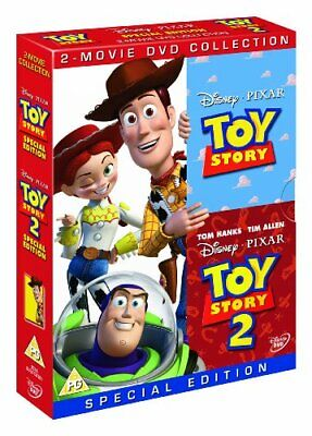 2-Movie DVD Collection: Toy Story (Special Edition) / Toy Story 2... - DVD  62VG